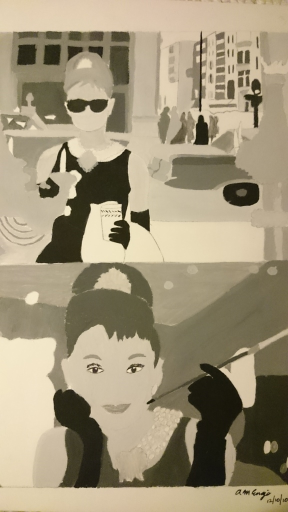 Original painting circa 2010.