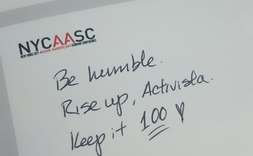 'Be Humble'; Rise UpAgain